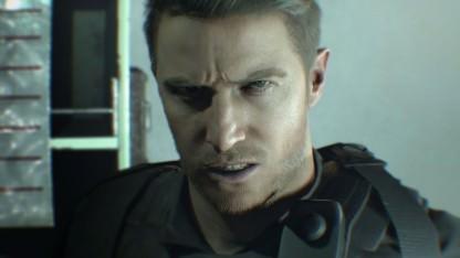 Героем дополнения «Не герой» для Resident Evil 7 станет Крис Редфилд