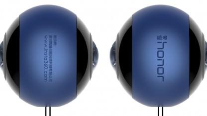 Huawei представила VR-камеру для смартфонов
