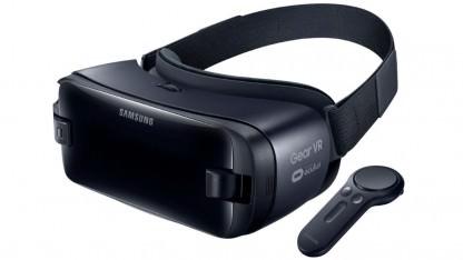 Новый Samsung Gear VR комплектуется беспроводным контроллером