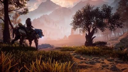 Sony выпустила релизный трейлер Horizon Zero Dawn