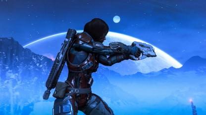 Авторы Mass Effect: Andromeda отменили тестирование мультиплеера