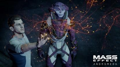Вышел релизный трейлер Mass Effect: Andromeda