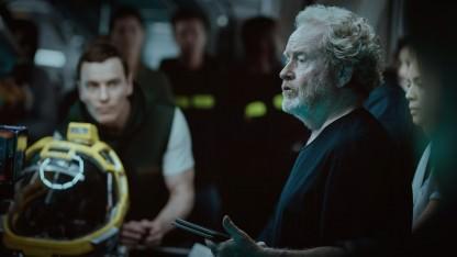 Ридли Скотт уже написал сценарий продолжения «Чужой: Завет»