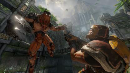 Авторы Quake Champions предложили игрокам записаться на ЗБТ