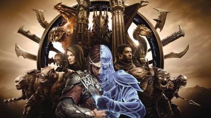 В сети появились кадры из нового трейлера Middle-earth: Shadow of War