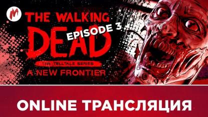 The Walking Dead: A New Frontier и Sumoman в прямом эфире «Игромании»