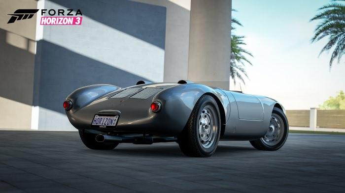 Forza Horizon 3 получит автомобили Porsche после многолетней эксклюзивности Electronic Arts